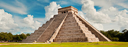 Chichen Itza Regular en Aleman
