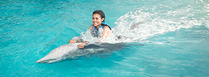 Riviera Maya-Swim Adventure Plus