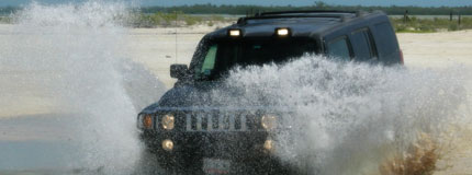 Cancun-Hummer Jungle Tours