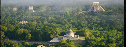 Riviera Maya-Chichen Itza Deluxe with Drop off in Merida